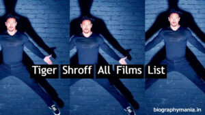 Tiger Shroff All Hit And Flop Films List In Hindi | Upcoming Films, First Film, Hit Films, Flop Films